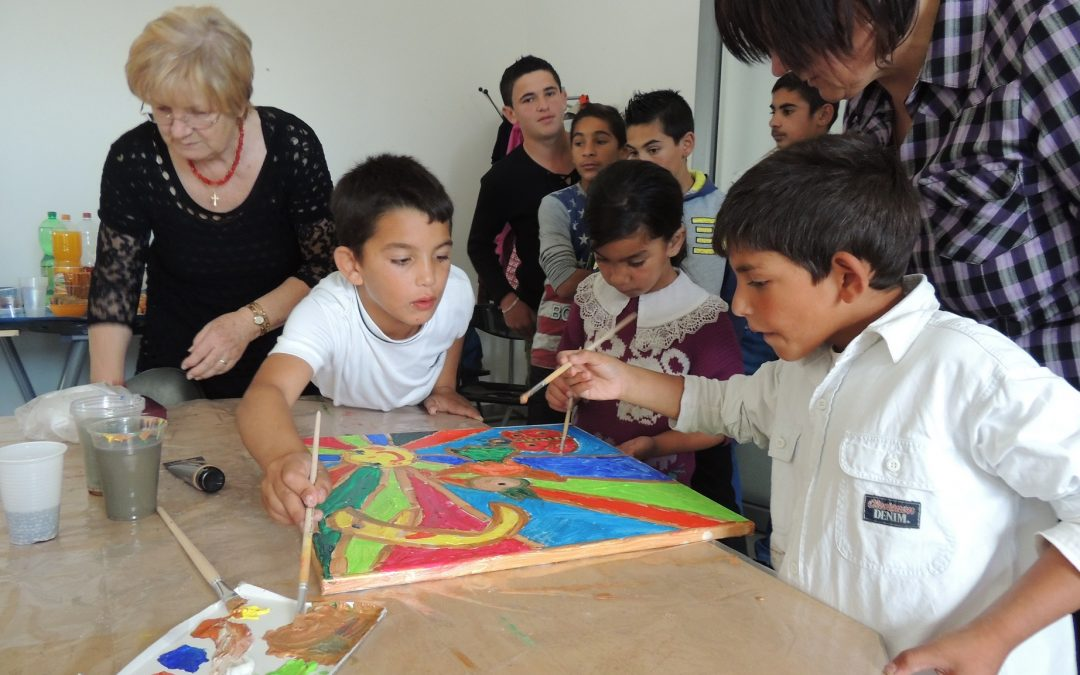 Vzdelanie je prioritné aj pre Rómov