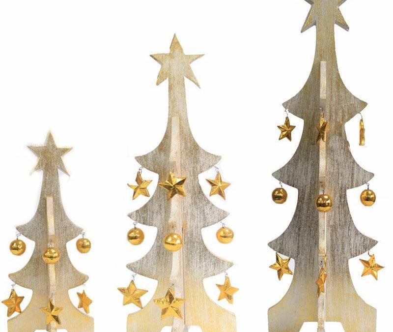 Minimalista ajándék gyerekeknek karácsony előtt egy nappal..