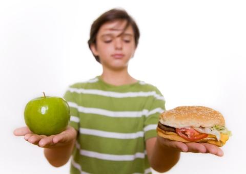 Obezita u detí