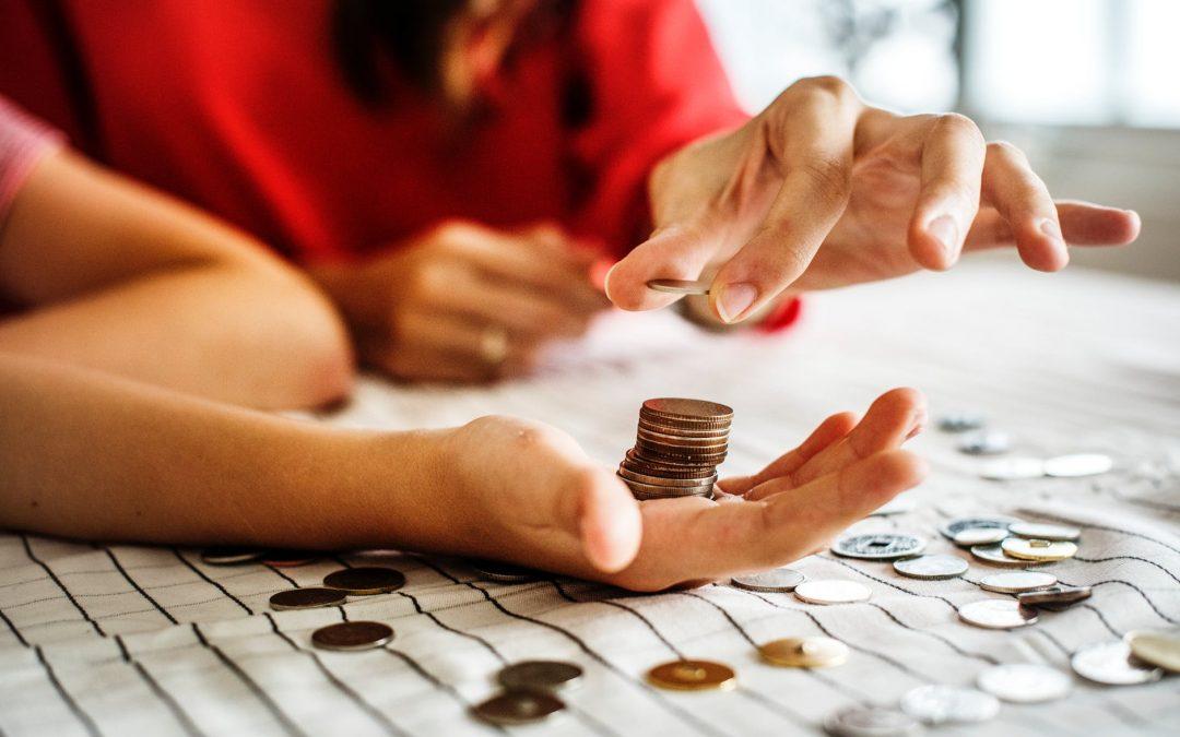 Ako môže správne fungovať domácnosť s rozdelenou kasou?