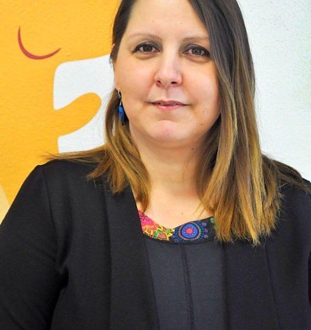 Tóth Erika, akinek a szakmája a hivatása is egyben – pedagógus