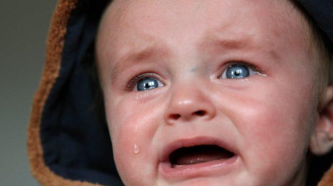 Nepokojné Dieťa