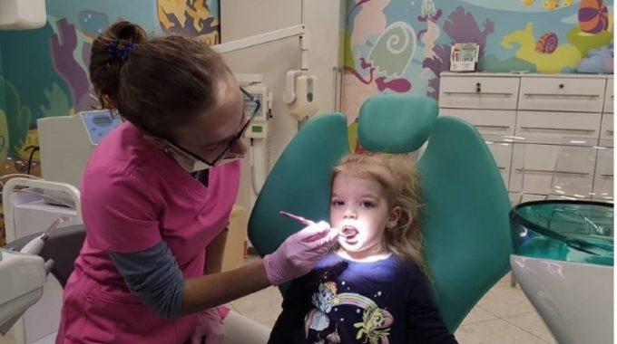 Egy Elhivatott Gyermekfogorvos  #1